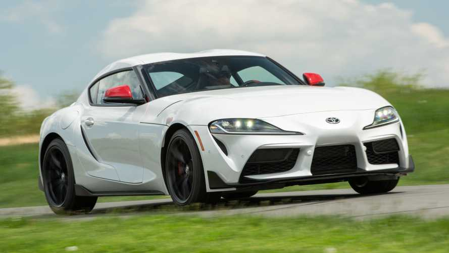 Toyota Supra with BMW M3 engine unlikely, but 'never say never'