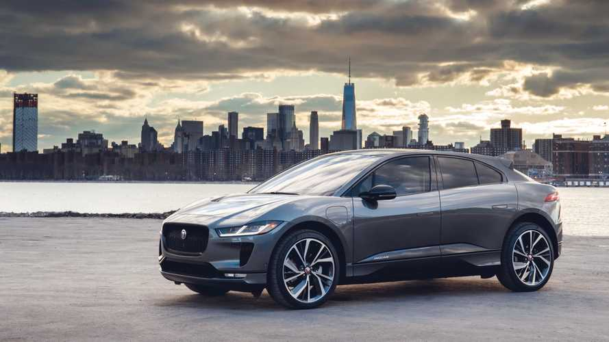 Jaguar I-PACE Sales Top 1,400 In April 2019