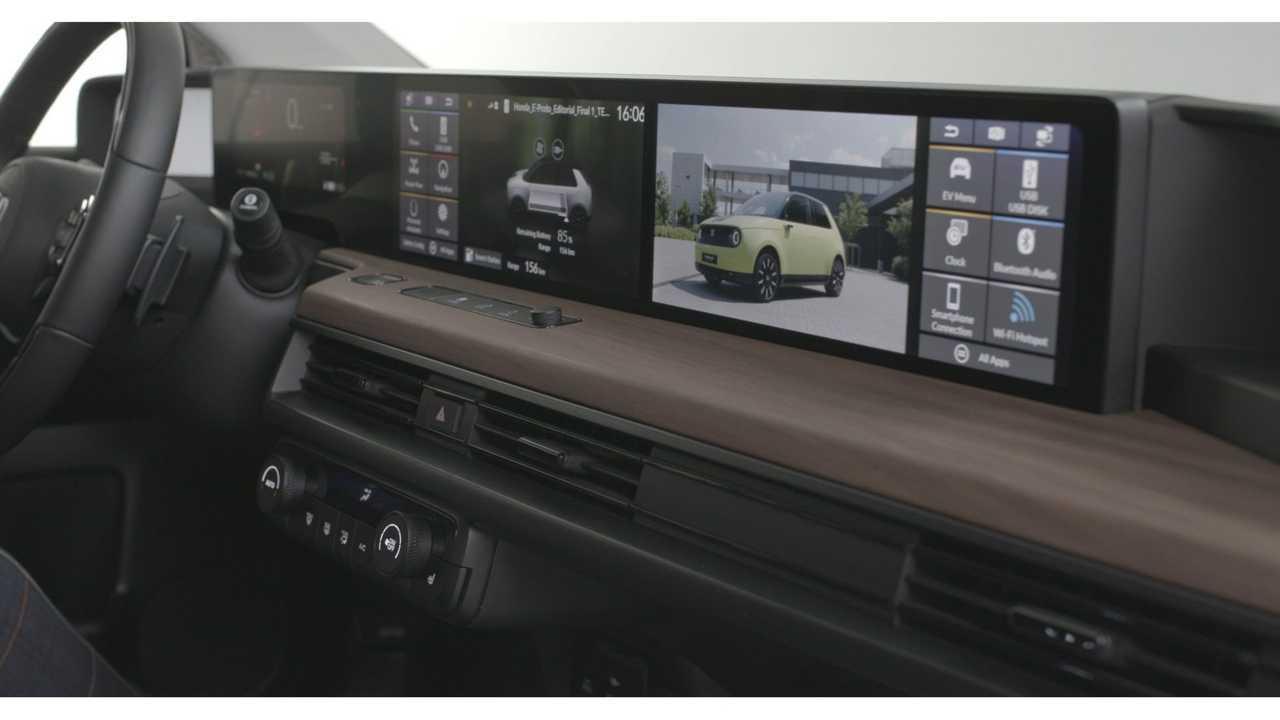 Honda e - Advanced Connectivity
