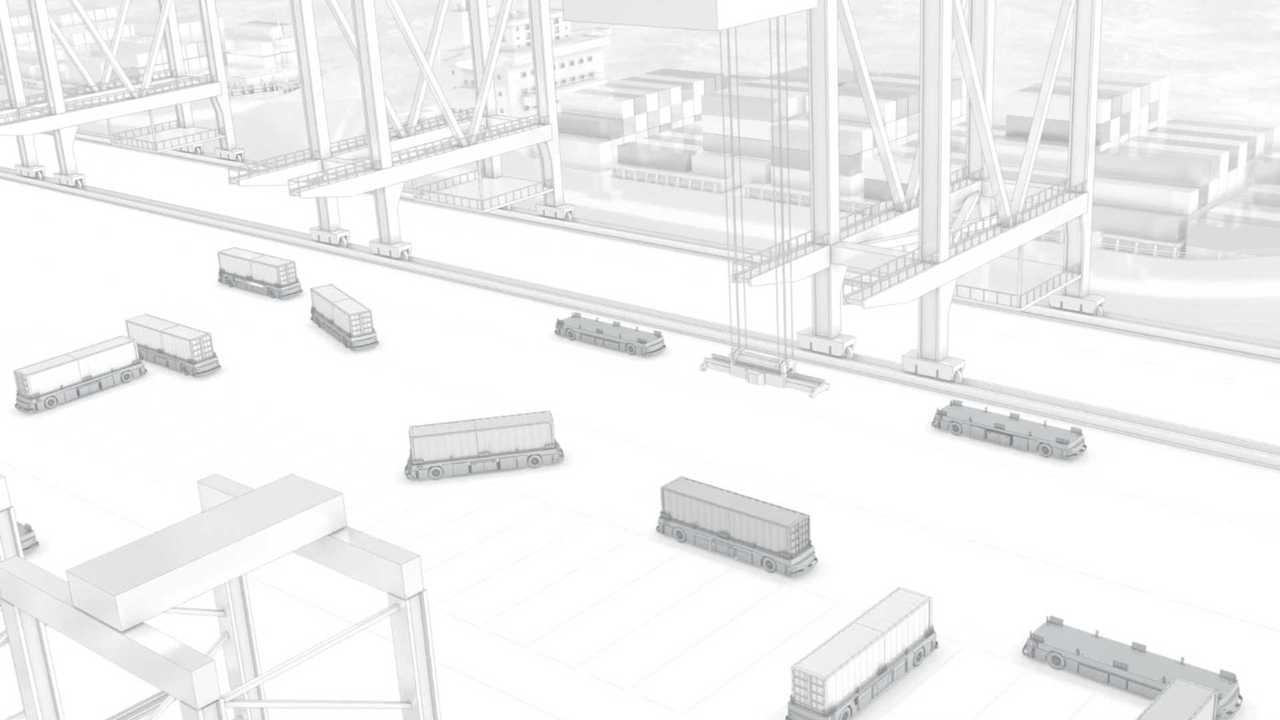Electric-drive terminal tractors (Source: Stäubli Electrical Connectors)