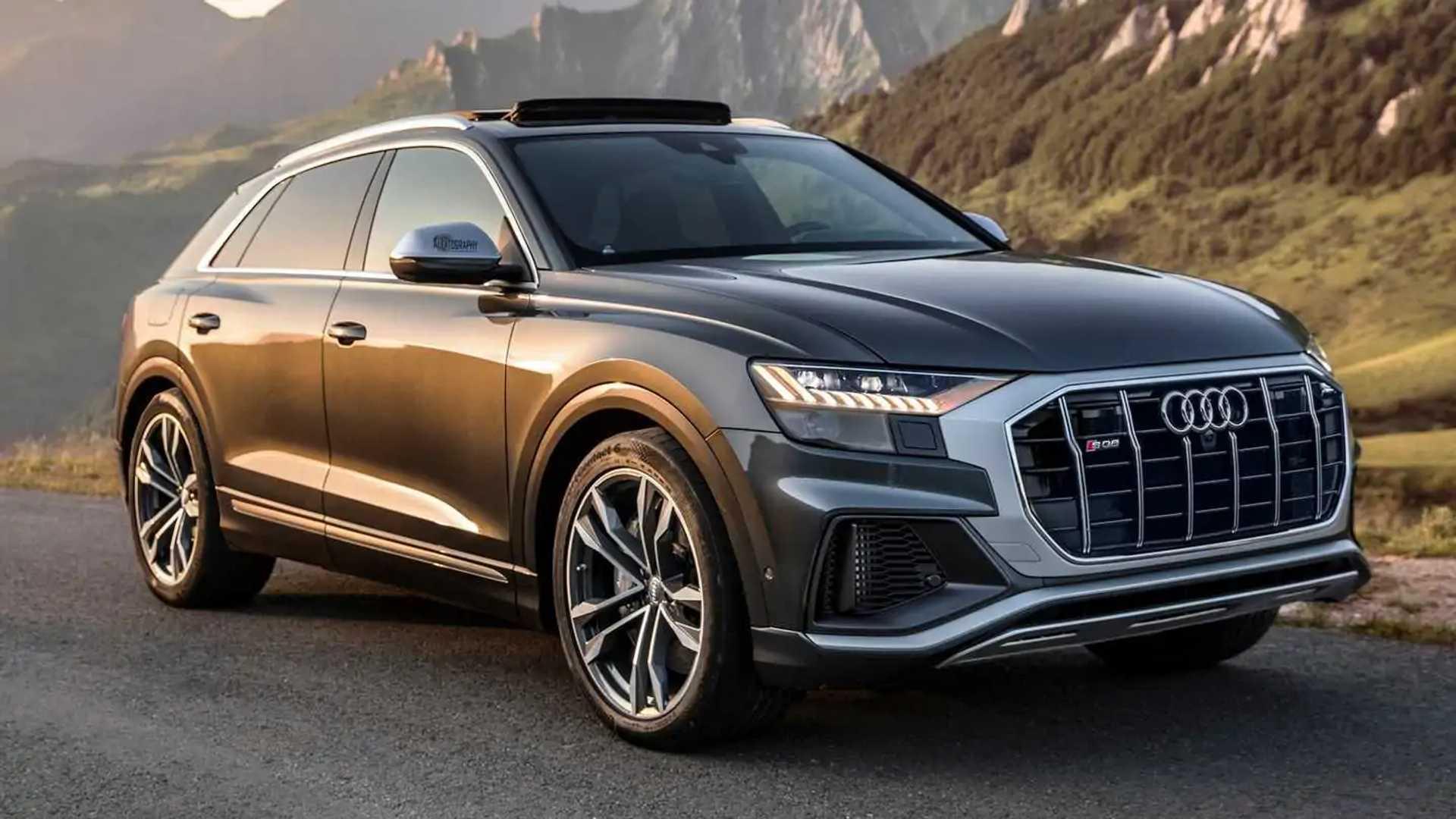 2020 Audi Q8: News, SQ8, RS Q8, Price >> 2020 Audi Sq8 First Videos Highlight The Diesel Suv Monster