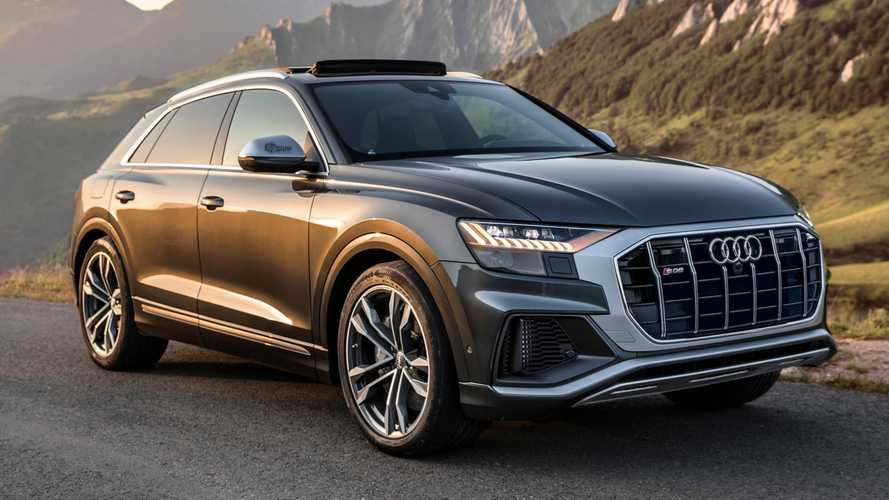 2020 Audi SQ8 First Videos Highlight The Diesel SUV Monster
