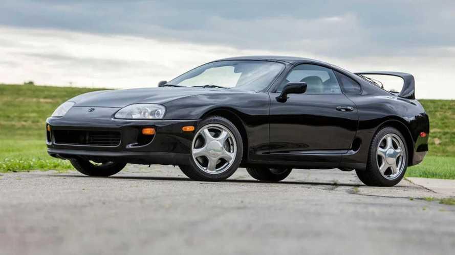Original Low-Mileage 1993 Toyota Supra TT Sold For $90K
