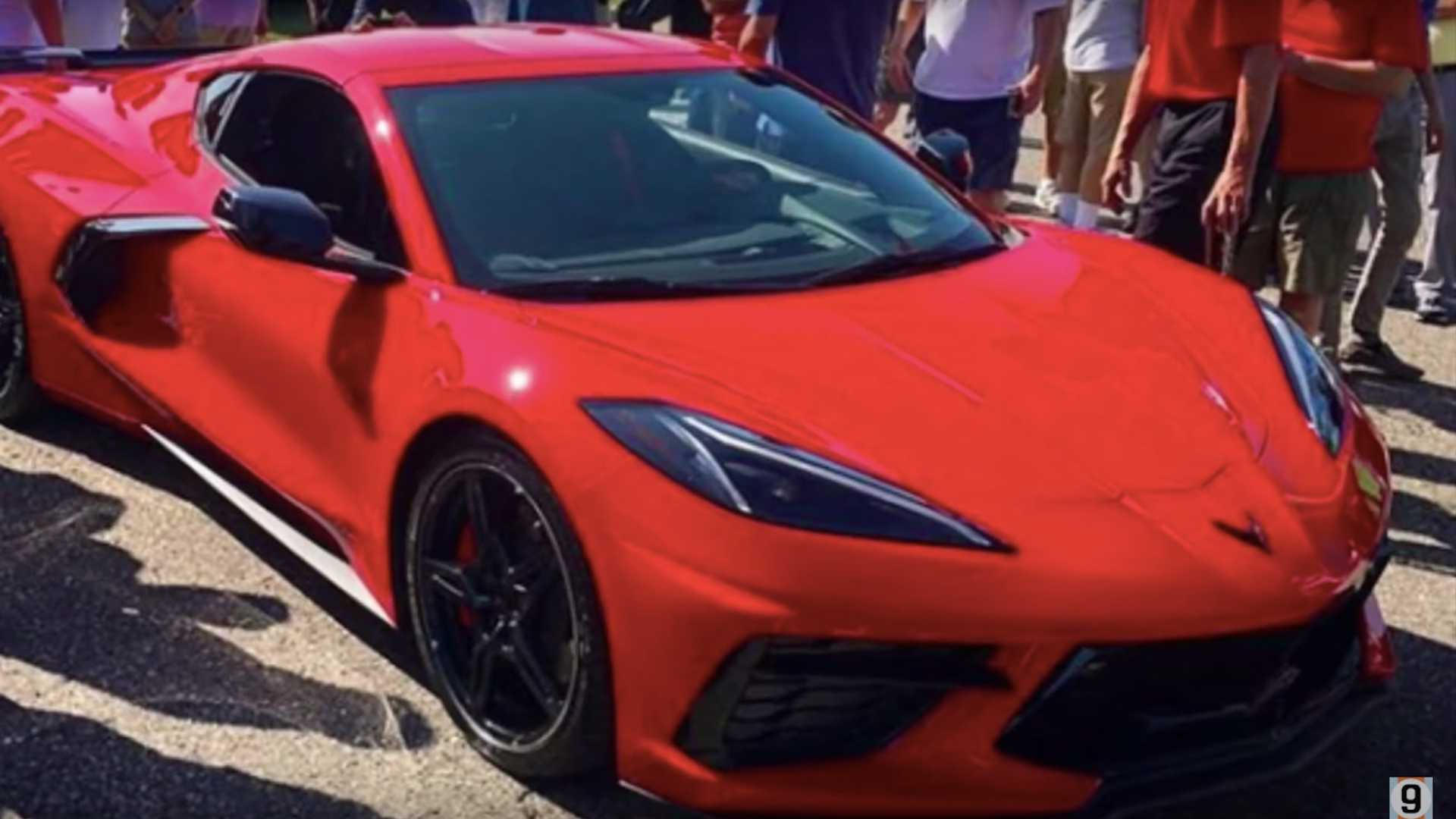 See All 12 Colors Of 2020 Corvette Stingray Compiled On Video