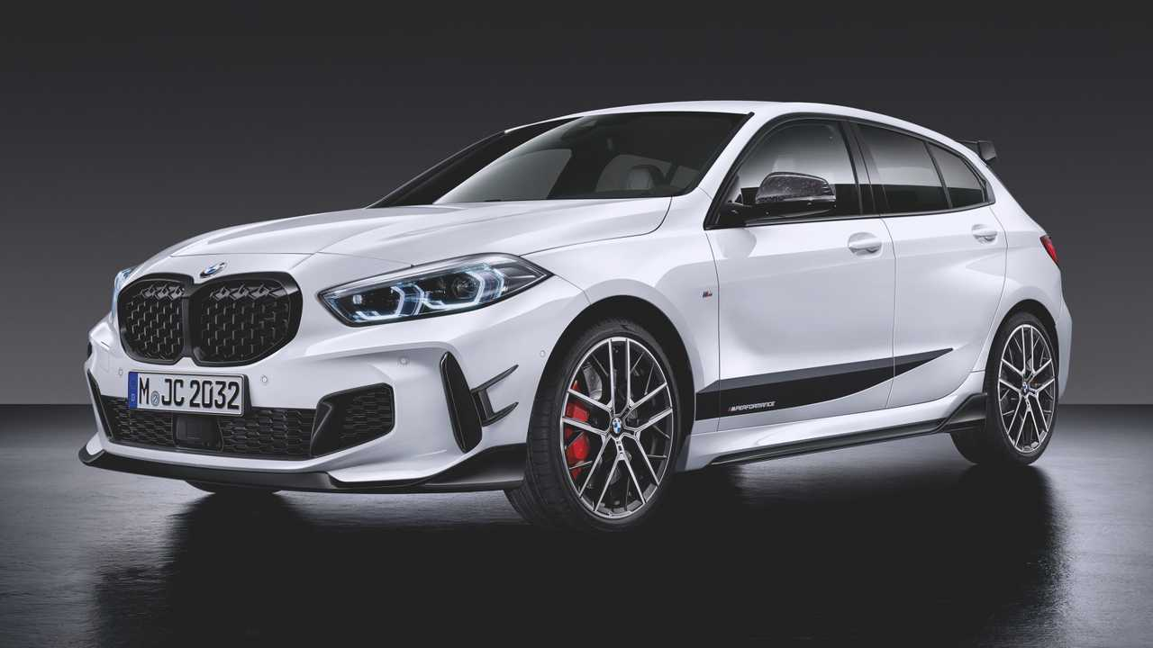 2020 BMW 1 Series M135i xDrive with M Performance Parts