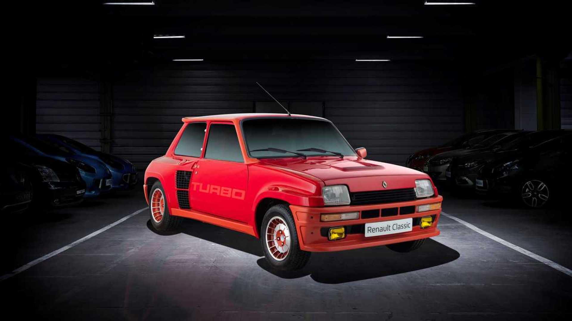 Сага о турбомоторах Renault