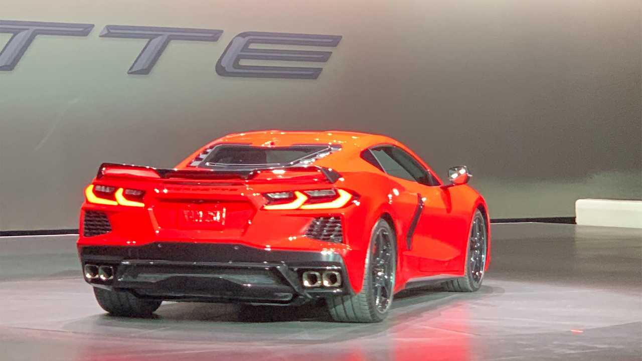 2020 Chevy Corvette Stingray Nearly Sold Out For First Model Year