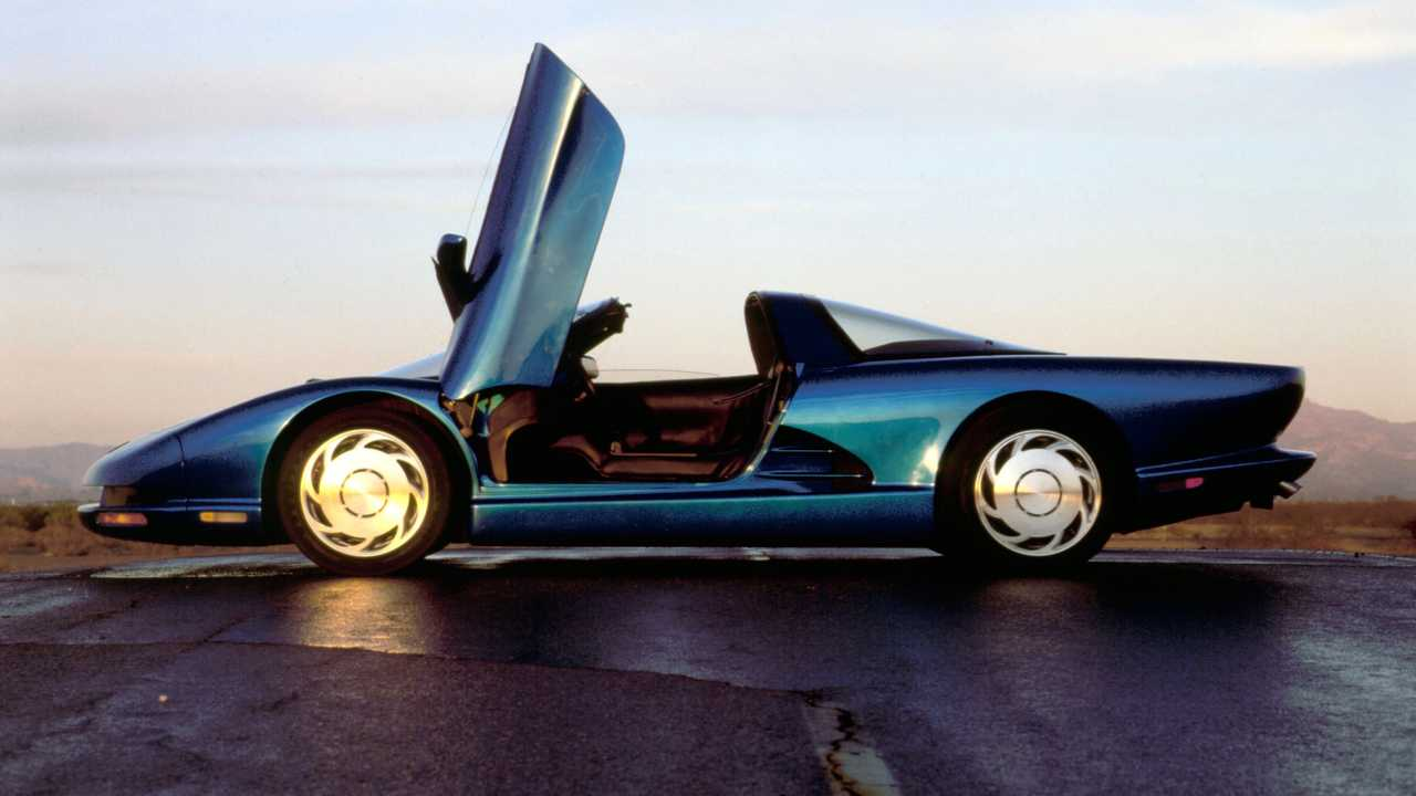 Chevrolet CERV-IV (1996)