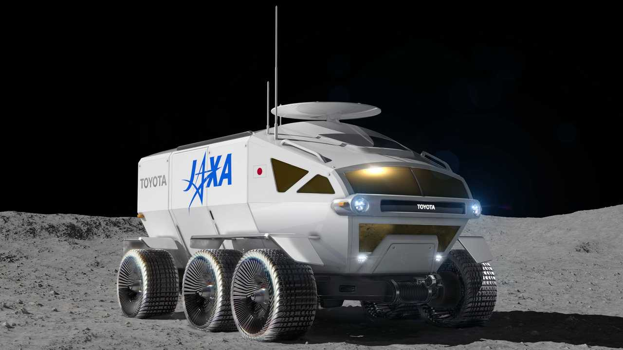 Toyota Aims To Put A Mirai Brother On The Moon In 2029