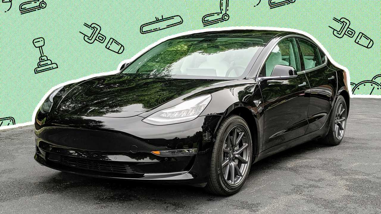 Tesla Model 3 Must Have Accessories