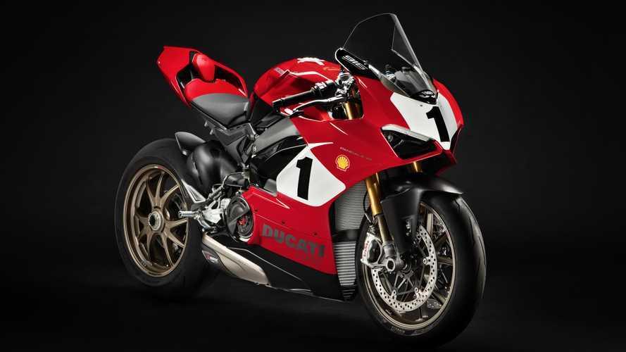 Ducati, ecco la Panigale V4 25° Anniversario 916