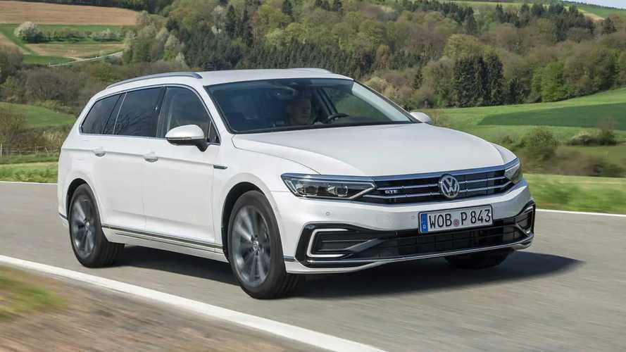 VW Passat Variant GTE (2019) im Test
