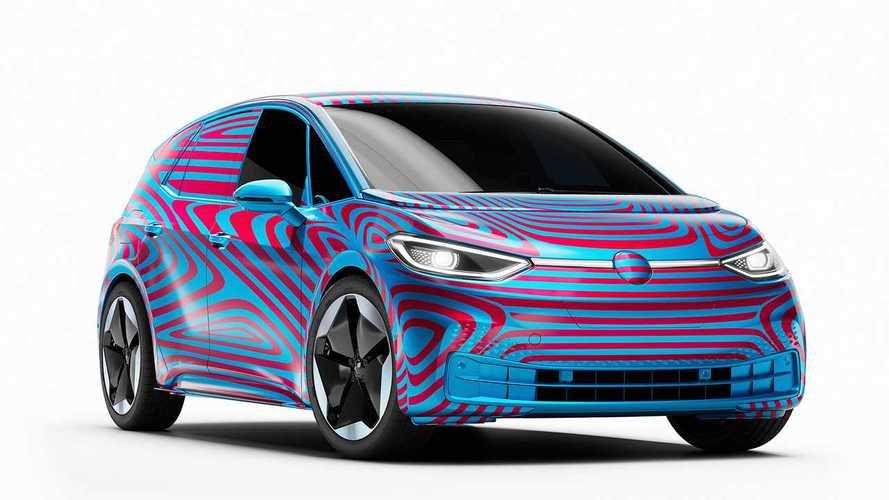 10 millió forint alatti árral és ID.3 néven érkezik a Volkswagen elektromos autója