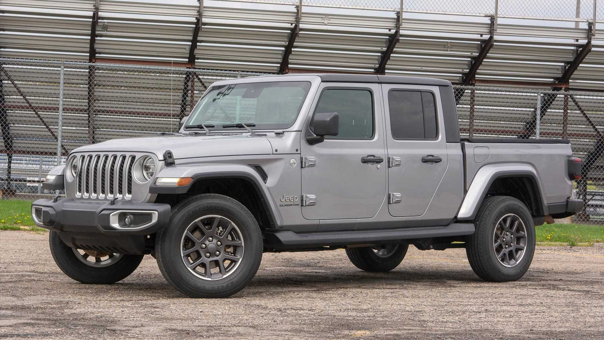 2020 Jeep Gladiator Overland Review The Jeep To Have