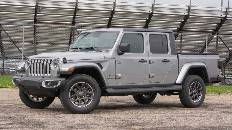 2019 Jeep Gladiator Overland: İnceleme