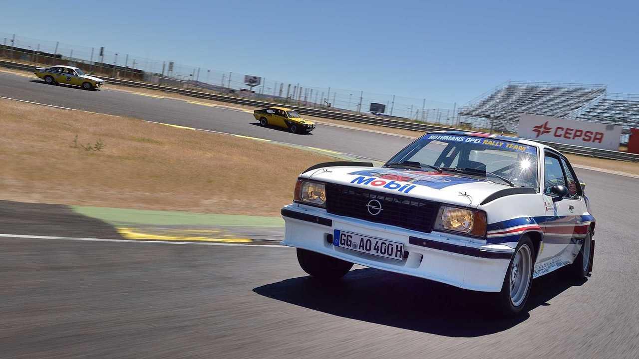 Clásicos de competición Opel 120 Aniversario