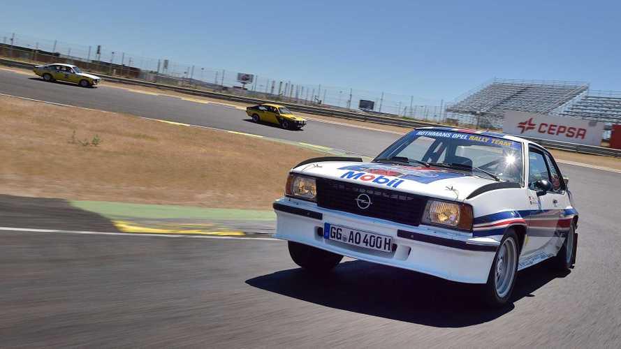 ¡Celebramos el 120 aniversario de Opel con sus clásicos de carreras!