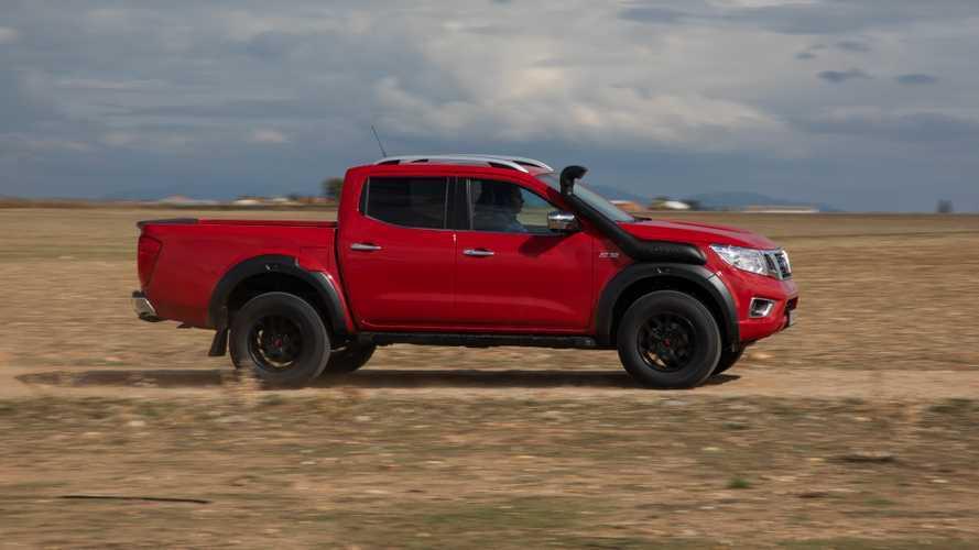 Nissan Navara Off-Roader AT32 2019, un pick-up preparado para todo