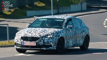 2020 seat leon spied testing