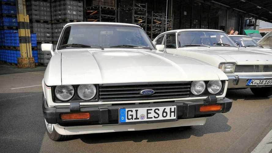 Zeitreise: Unterwegs im Ford Capri 2.8 Injection von 1983