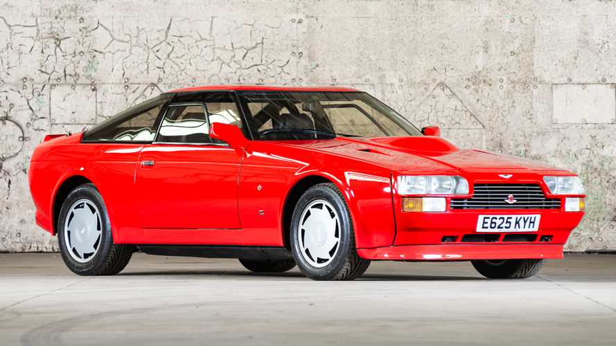 Ultra-rare one-off Aston Martin hits the market