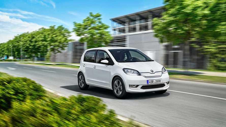 Škoda dévoile la Citigo e iV, sa première voiture électrique
