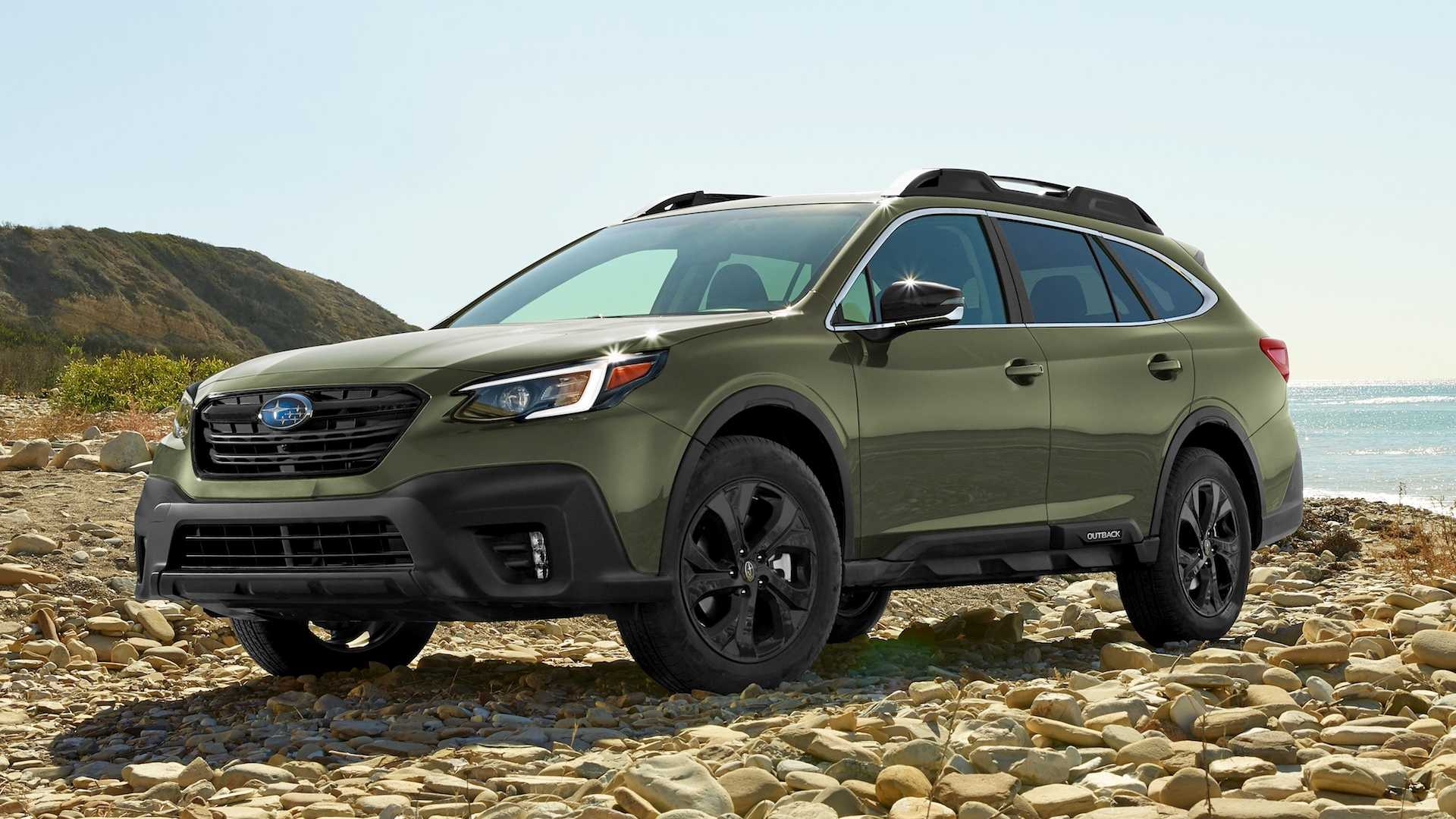 2020 Subaru Outback Priced From 26 645 Legacy From 22 745