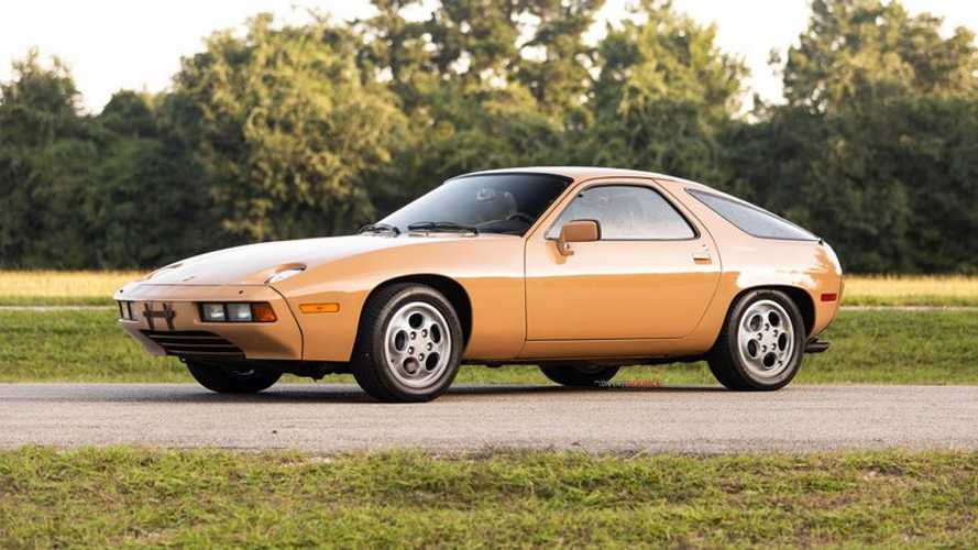 Let This 1978 Porsche 928 Be Your Pot Of Gold