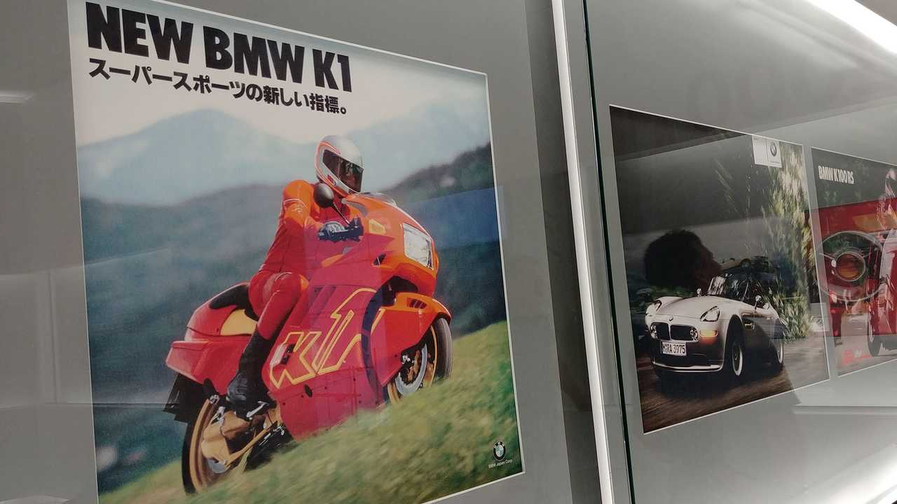 BMW Vintage Ads And Posters