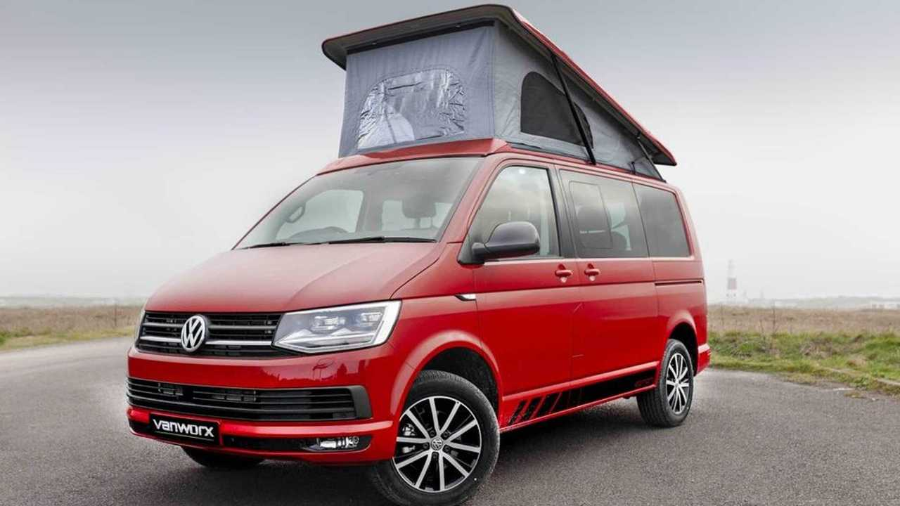 2. The GTI of VW Camper Vans
