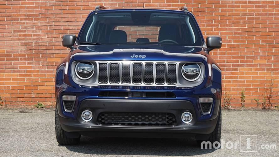 Essai Jeep Renegade restylé
