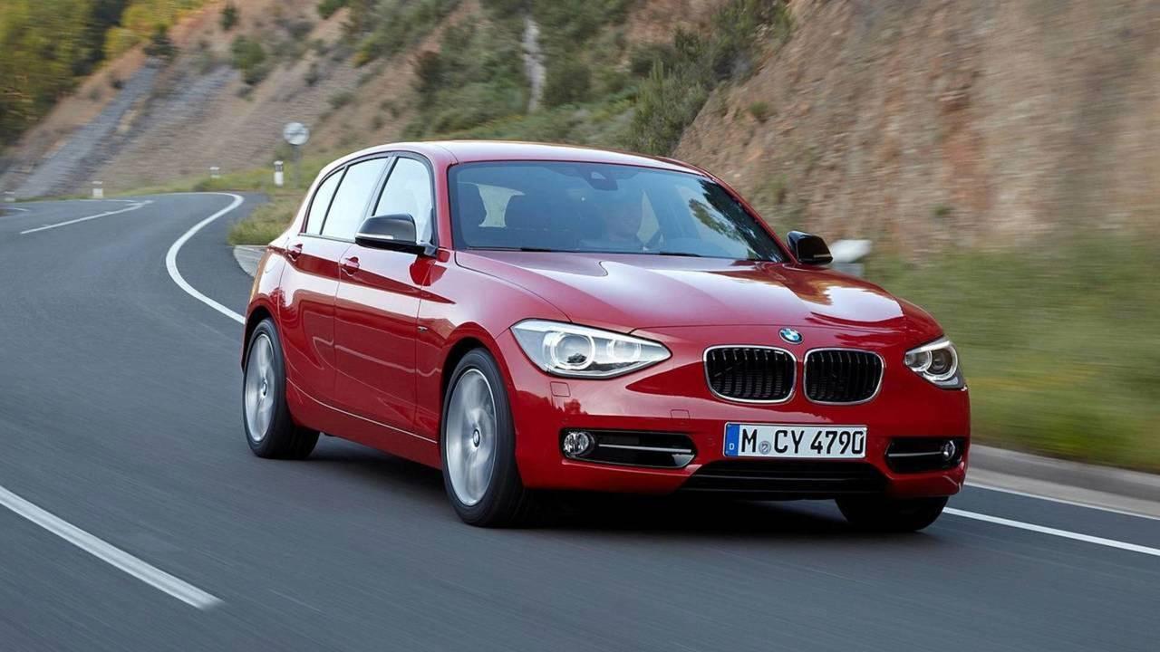 BMW 116i (F20) – PSA motoru
