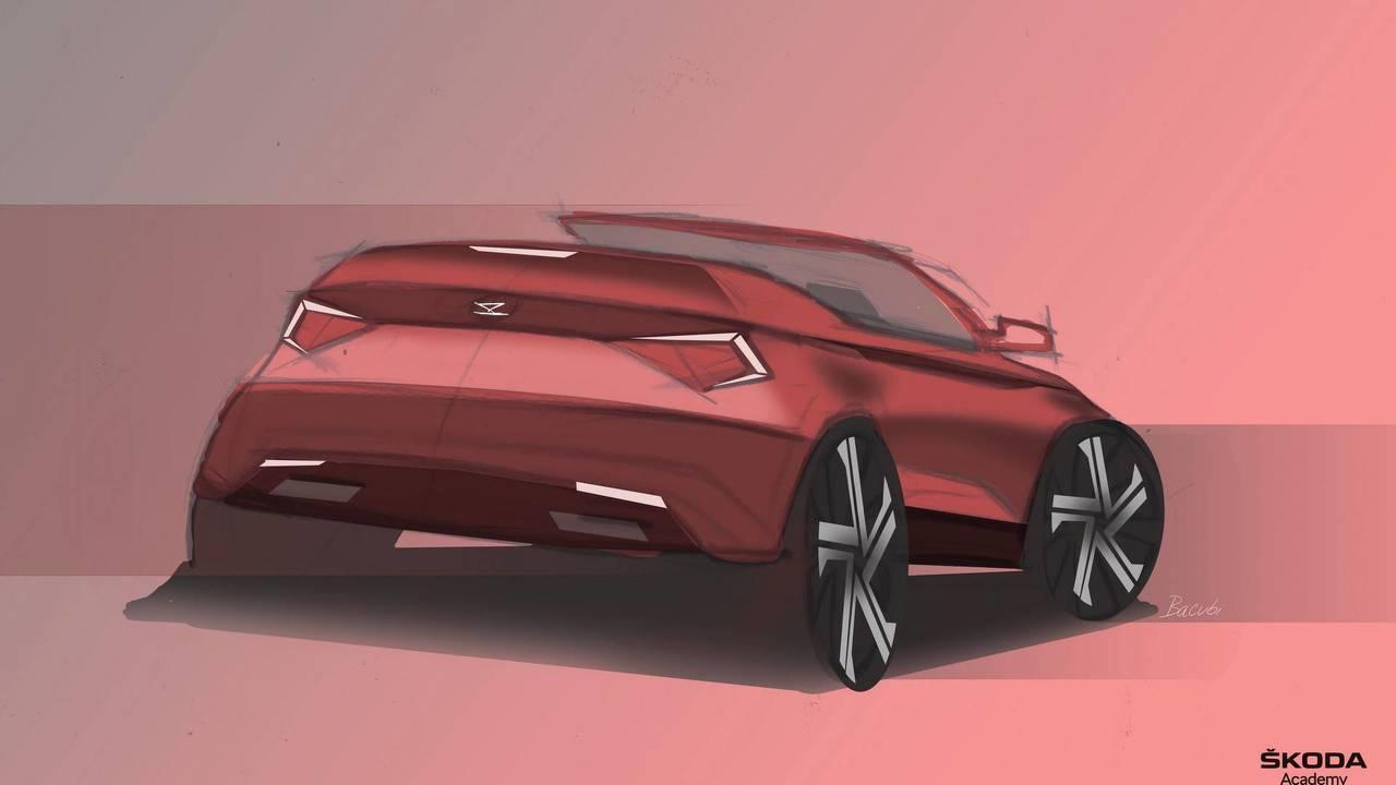 Skoda Karoq Cabriolet concept teaser
