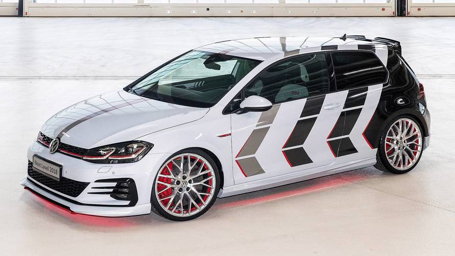 Volkswagen Golf GTI Next Level, una one off dagli apprendisti