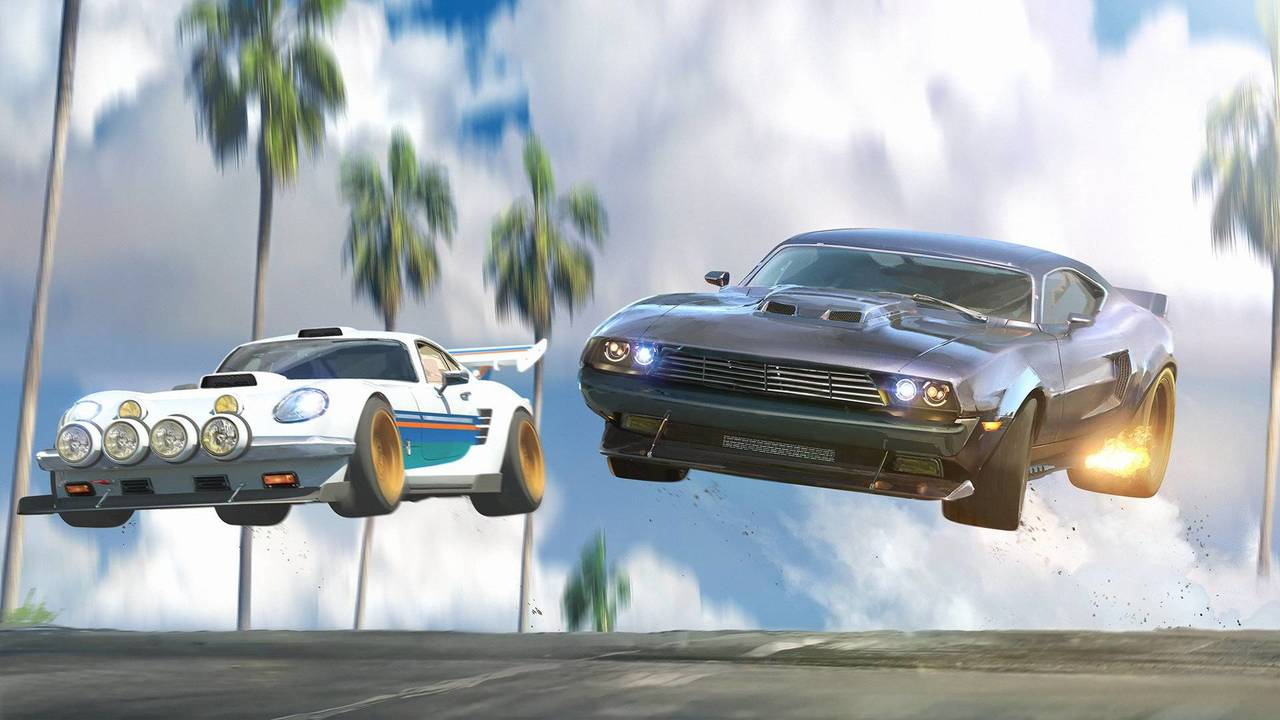 Fast and Furious Animated Series Teaser