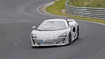 McLaren 600LT Spy Photos