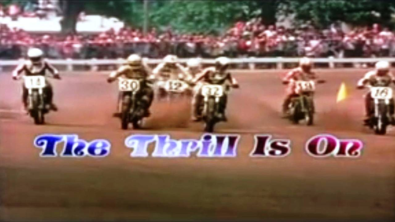 The Thrill is On (1971) + Hell Riders (1984) — Moto Movie Review