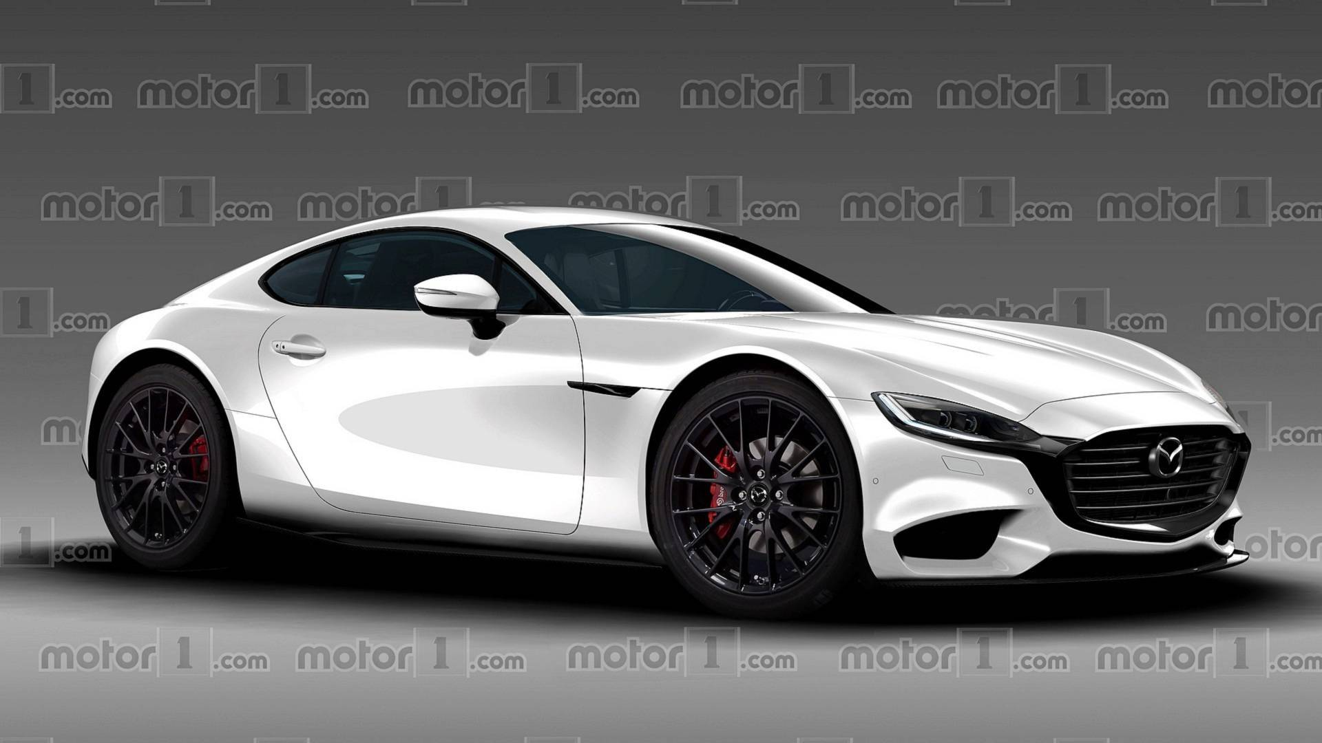 Mazda Rx 9 Render Is One Step Closer