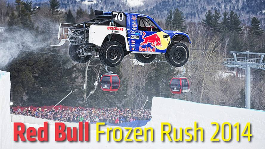 Red Bull Frozen Rush 2014