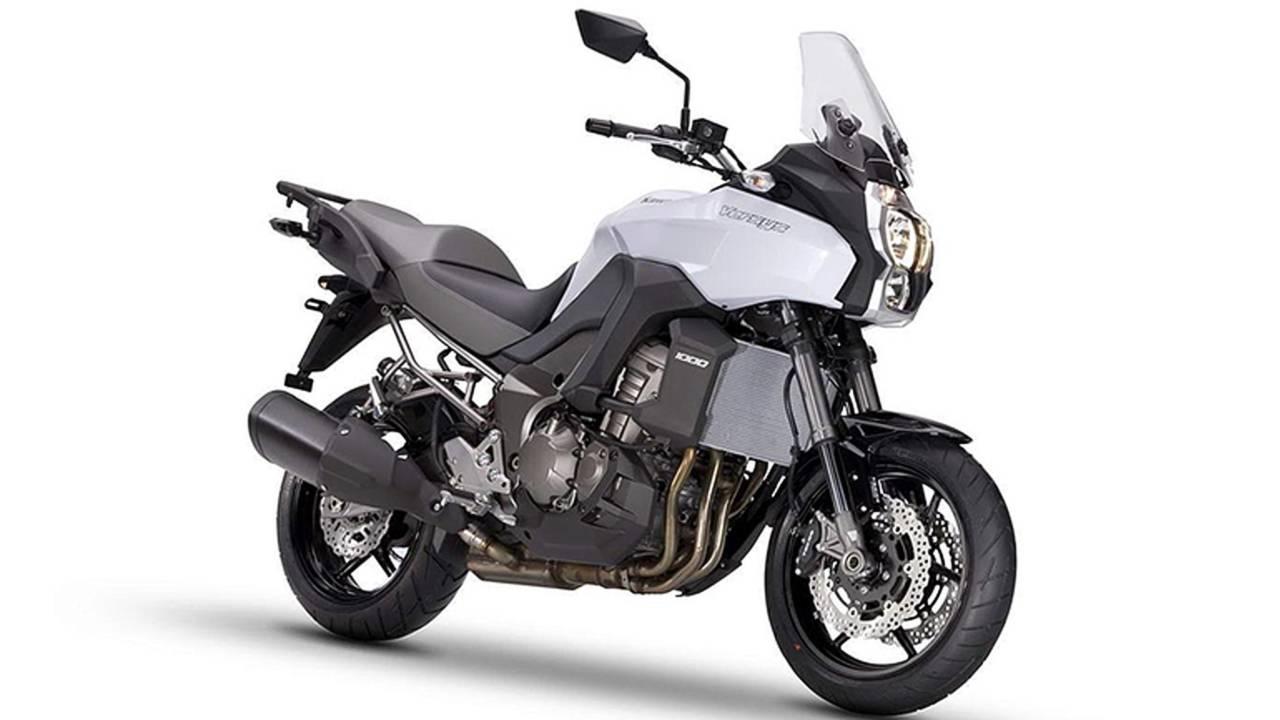 2014 Kawasaki Versys 1000