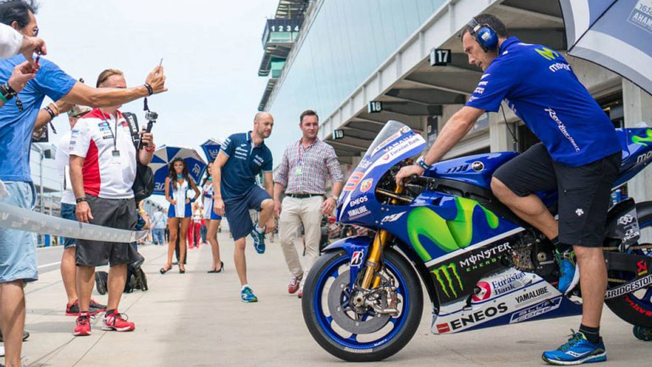 The MotoGP Experience - 5 Perspectives