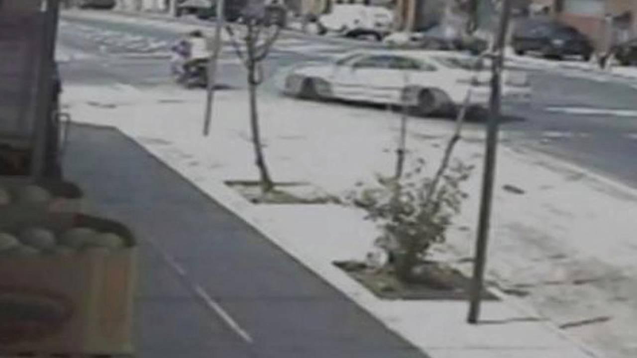 NYPD rams, kills motorcyclist