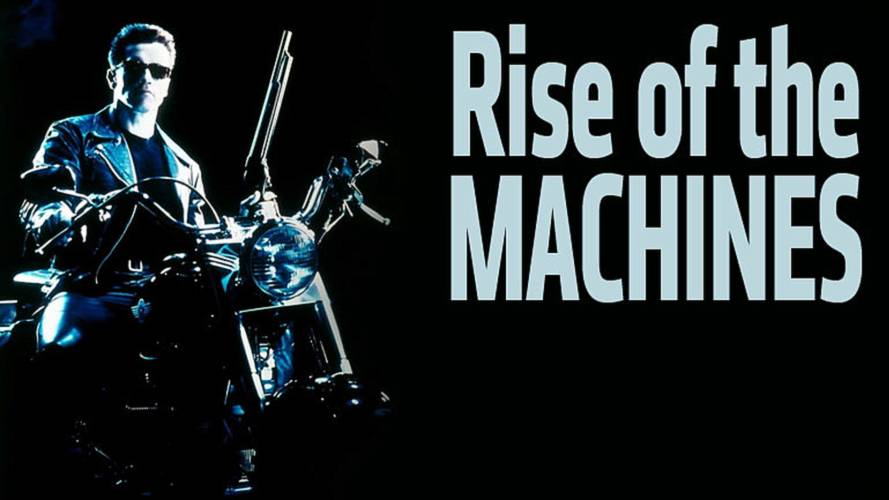 Watson On: The Rise Of The Machines