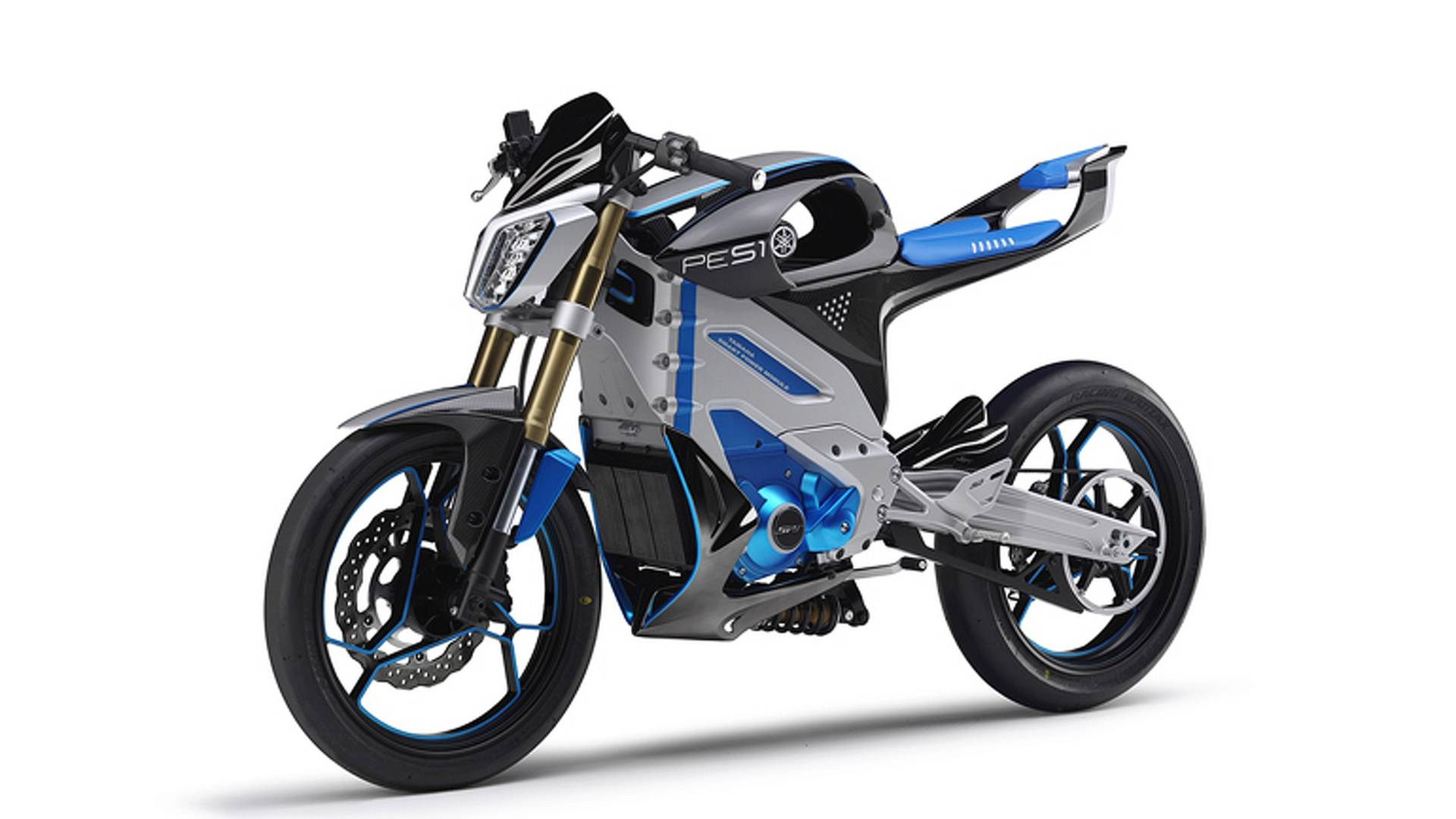 Yamaha electric motorcycle