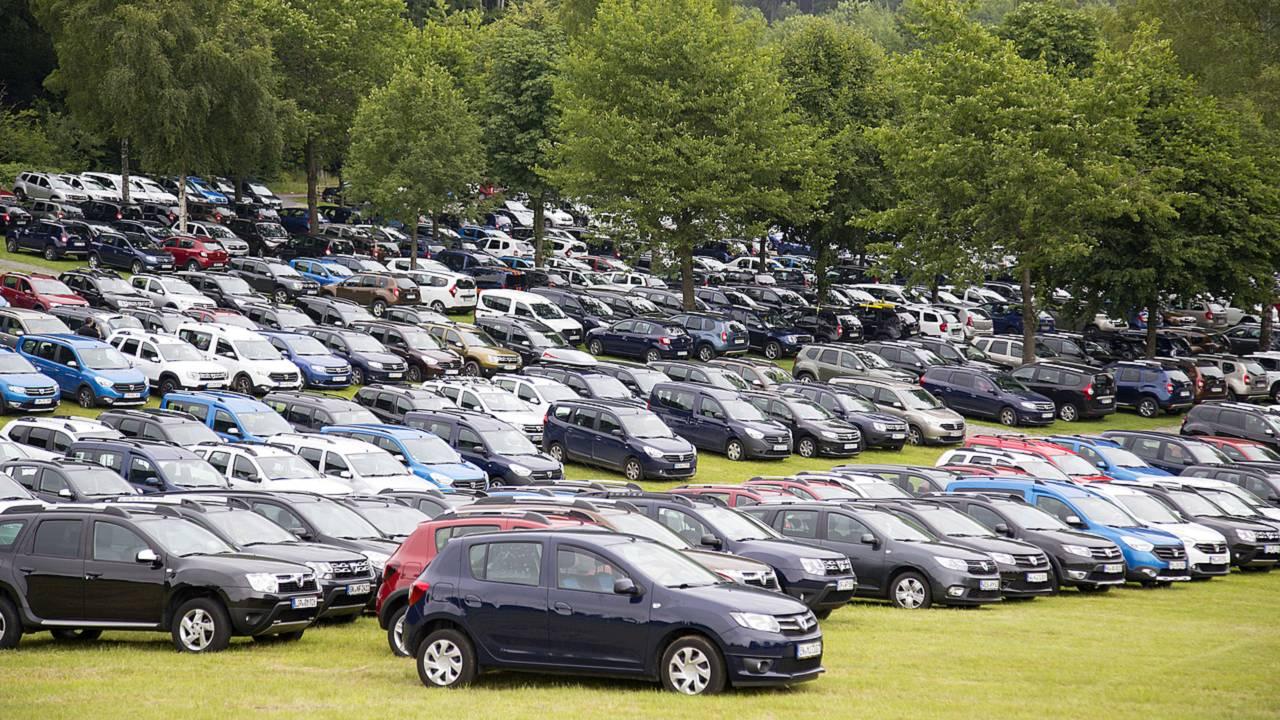 Aufsteiger-Marken: Dacia darf feiern