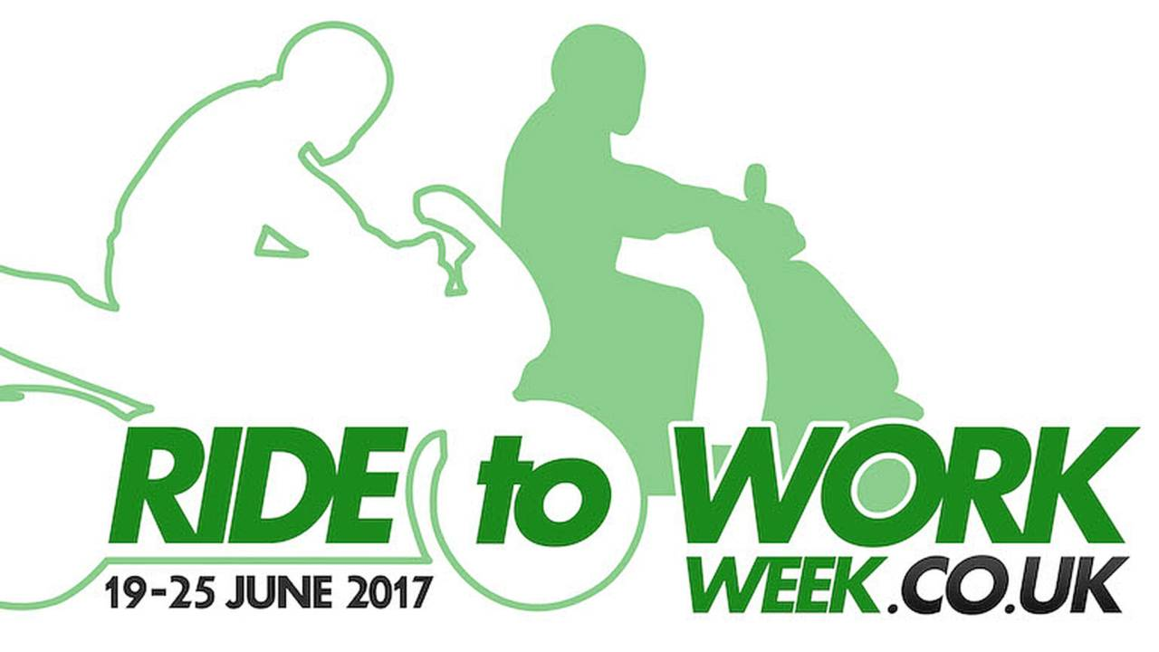 Triumph Gets Behind UK's Ride to Work Week