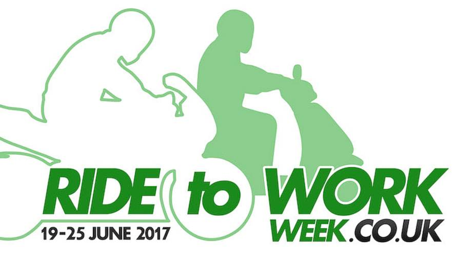 Triumph Gets Behind UK's Ride to Work Week