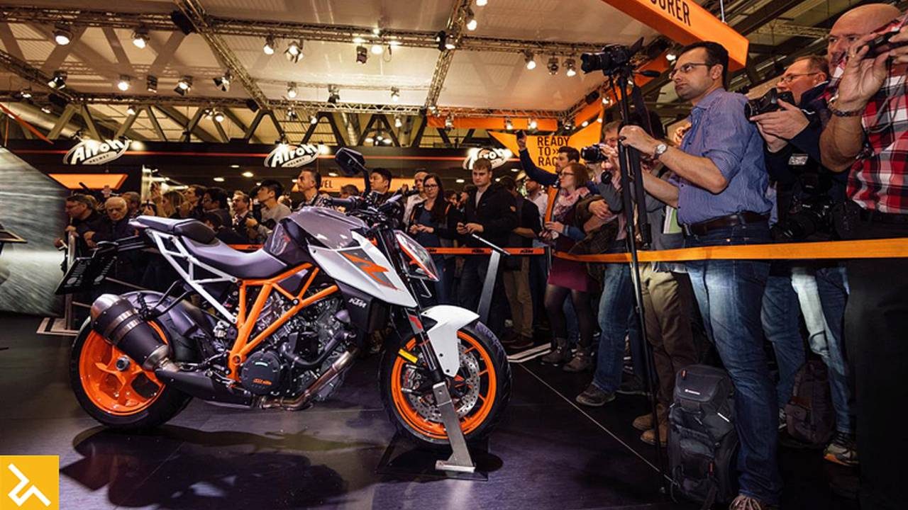 The 2017 KTM 1290 Super Duke R Has Arrived