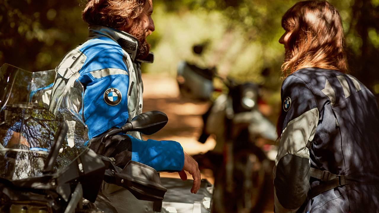 BMW offers Full New Range of Bavarian Branded Riding Gear