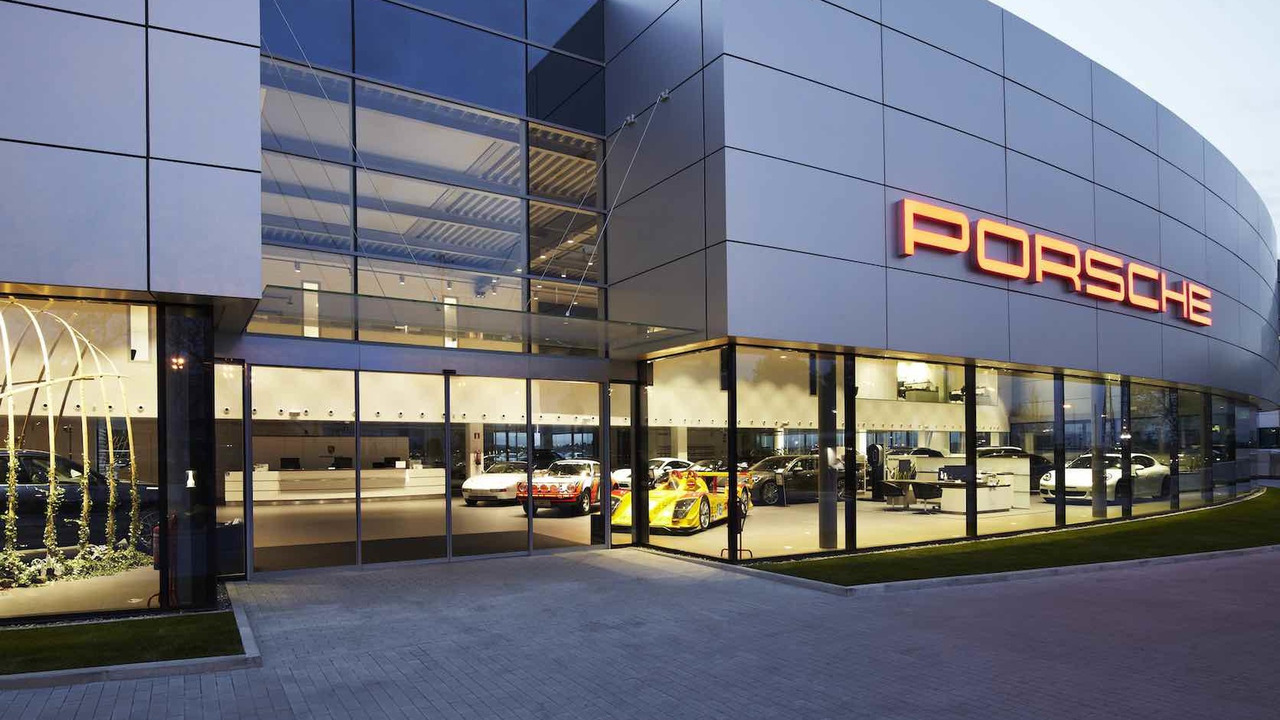 Centro Porsche Madrid Norte 2018